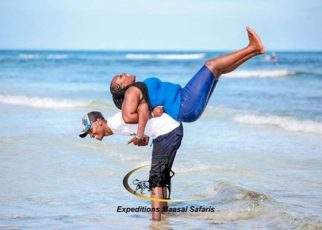 PHOTOs of SAMIDOH and his wife goofing like teenage lovers – He is no longer skirt chasing like BEN GITHAE and others