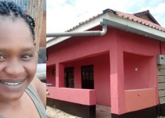Kenyan woman builds three bedroom house from selling chips Mwitu