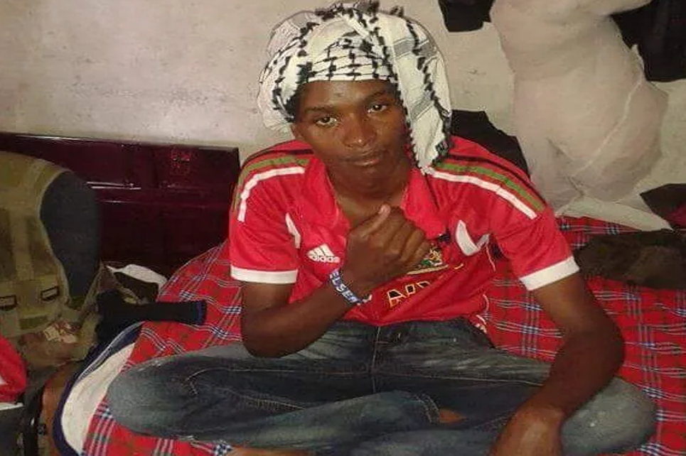 PHOTOs of SAMIDOH when he was living in a tiny single room in Githurai before attracting Kikuyu ladies like a magnet.