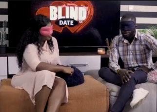 """Video of Ghanaians discussing SEX """"stairos"""" on live TV during a blind date – This is crazy Man(WATCH)."""