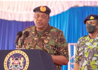 Uhuru says baby making has been high during curfew; I'll extend it