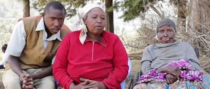"""""""I Collect My Mothers Pee With My Bare Hands"""" Wambui Tells How Life Serves Her Lemon Since Childhood"""
