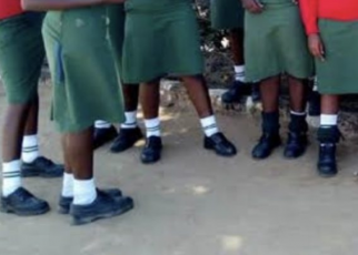 Kenyan Male teacher in trouble for indecently touching student