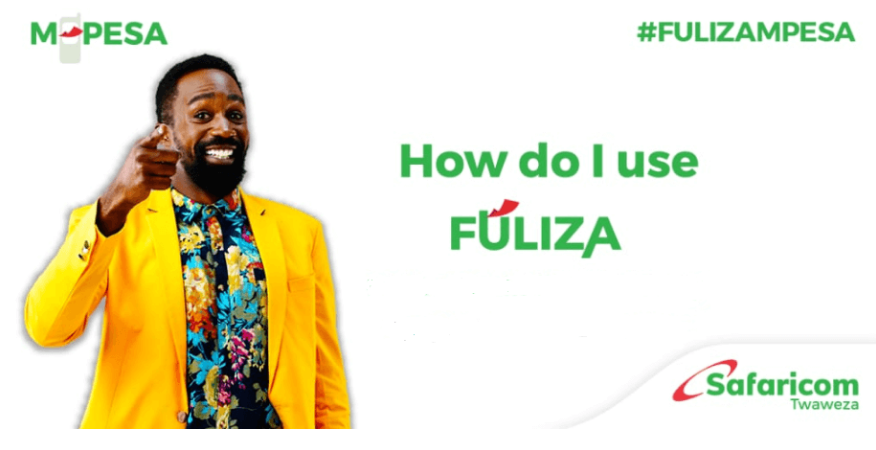 How to Fuliza M-Pesa in 4 Steps (in pictures)