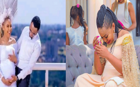 Gospel artist Size 8 loses her unborn baby after undergoing a medical procedure to save her life.