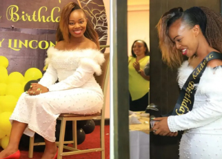 NJOGU WA NJOROGE does a colourful birthday party for his slay queen wife, MARY LINCOLN (PHOTOs).