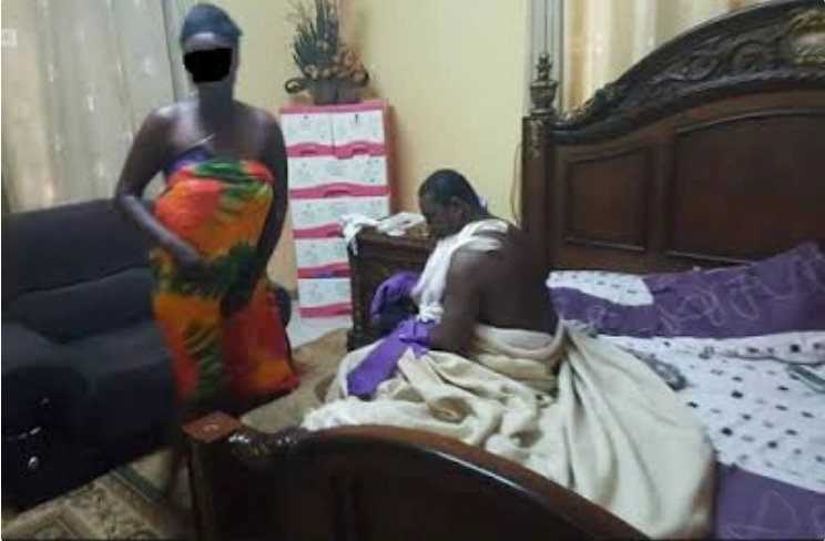 Woman Dating 2 Men Invites One to Satisfy her at Night Only For the Other Man to Appear and Kill him
