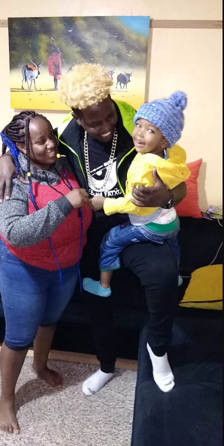 Ndi Mang'a Dj Fatxo: Real name, Age, education and who his wife is.