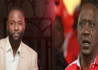 Brave Kenyan Journalist who have Exposed and Leaked Kenyatta Family Offshore Wealth'